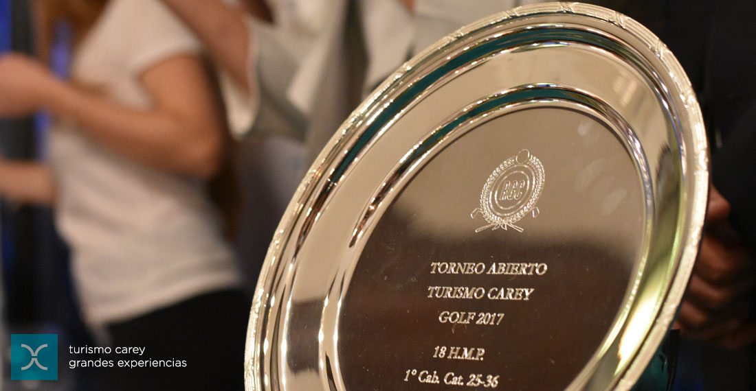 Torneo Turismo Carey Golf 2017