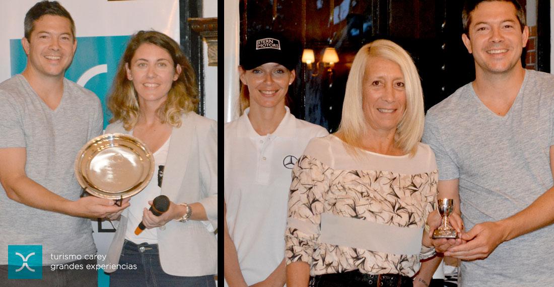 Ganadores semifinal Torneo Turismo Carey Golf 2017